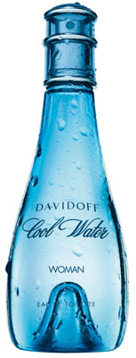 Davidoff Cool Water Woman Opinie