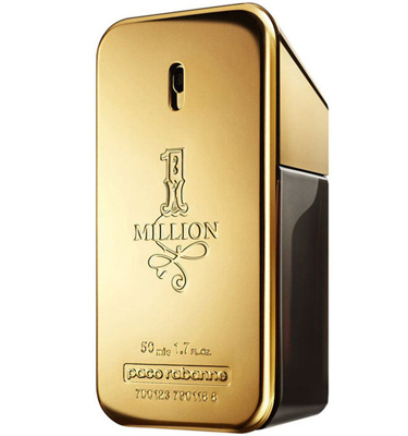 Paco Rabanne 1 Million mocne męskie perfumy