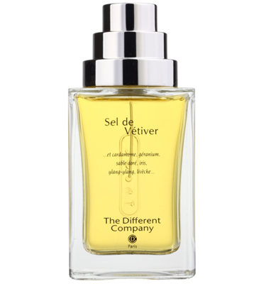 perfumy niszowe The Different Company Sel de Vetiver