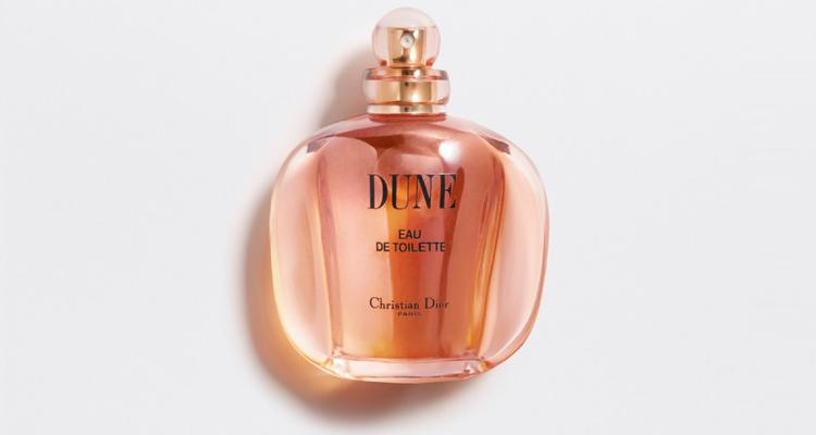 recenzje perfum christian dior dune woman