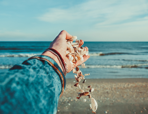 najlepsze perfumy o zapachu morza