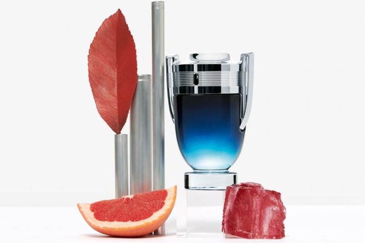 Invictus Legend eau de parfum nuty zapachowe