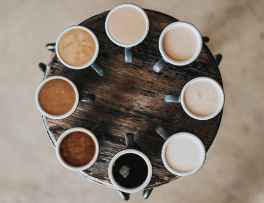 najlepsze perfumy o zapachu kawy