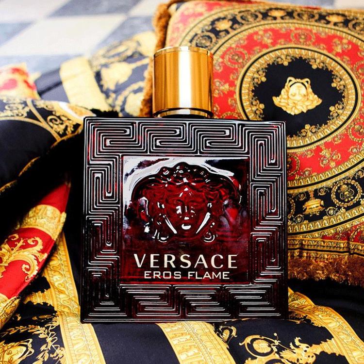 Versace Eros Flame perfumy męskie