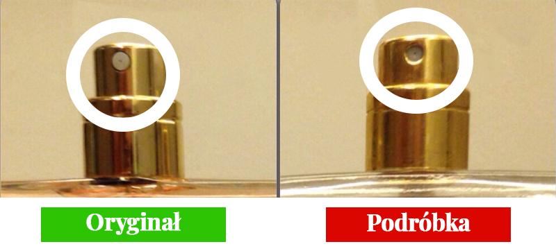 Atomizer oryginalne perfumy czy podróbka