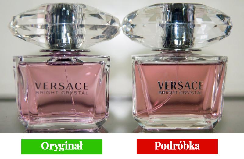 podróbka i oryginalne perfumy damskie