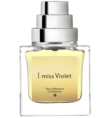 The Different Company I Miss Violet perfumy fiołek