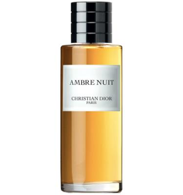 Christian Dior Ambre Nuit woda perfumowana unisex