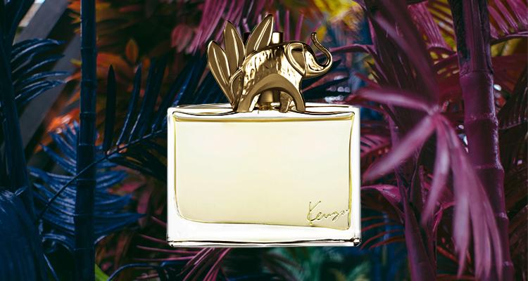 kenzo jungle lelephant zapach bardzo trwały