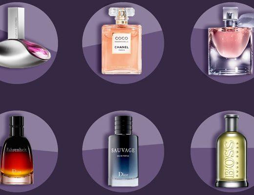 najpopularniejsze markowe perfumy