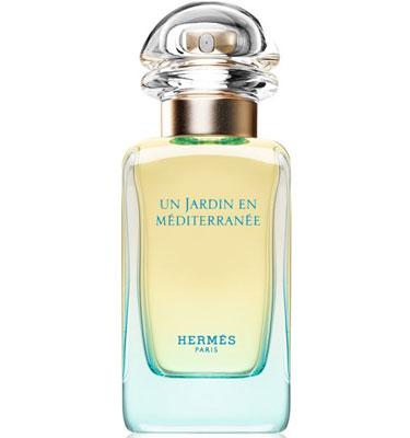Hermes un jardin en méditerranée woda toaletowa