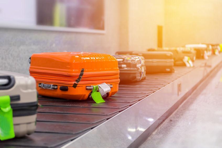 Perfumy w bagażu rejestrowanym