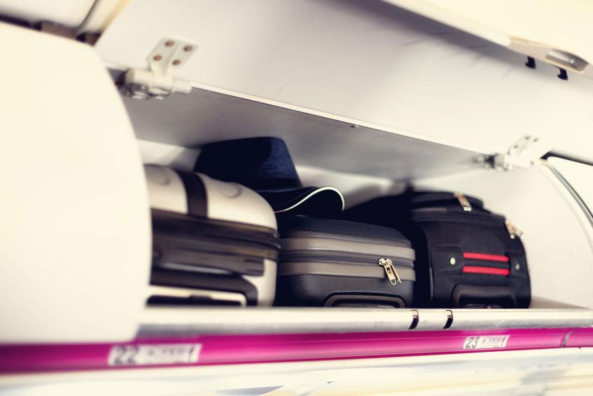 Perfumy w bagażu podręcznym