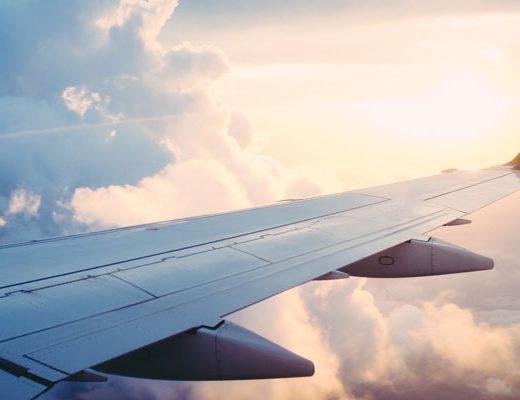 perfumy w samolocie